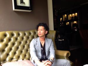 Teru Yoshida san
